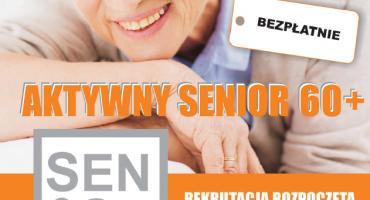 """Bezpłatny program """"Aktywny Senior 65+"""""""